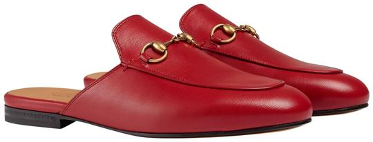 Preload https://img-static.tradesy.com/item/23683316/gucci-red-new-princetown-leather-flat-slippers-35-mulesslides-size-us-5-regular-m-b-0-1-540-540.jpg