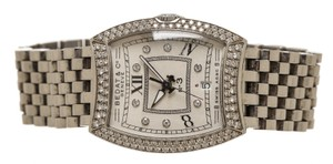 Bedat & Co Bedat and Co. No. 3 Stainless Steel Diamond Case Watch 6506
