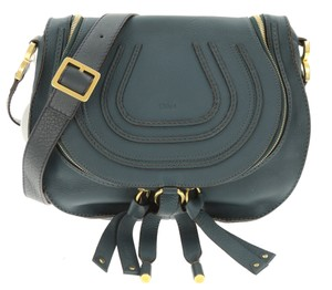 Chloé Leather Marcie Cross Body Bag