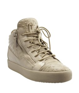 Giuseppe Zanotti Sneakers Leather Tan Boots