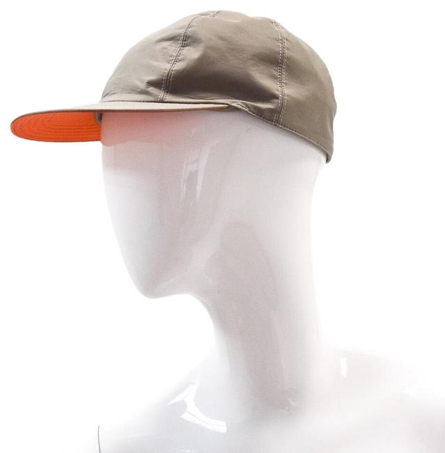 Item - Olive / Orange Casquétte Pocket Mixte Size Medium Hat