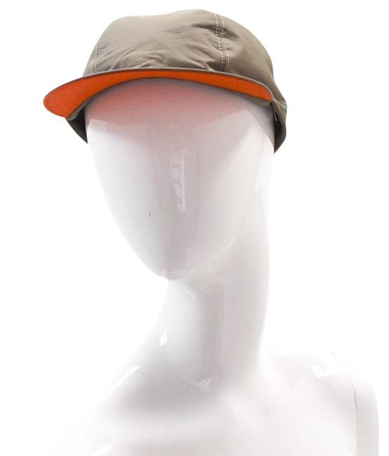 Item - Olive / Orange Casquétte Pocket Mixte Size Medium Cap Hat