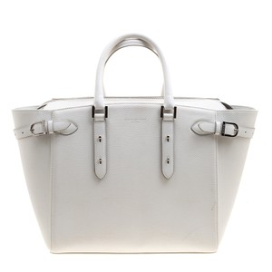 Aspinal of London Tote in White
