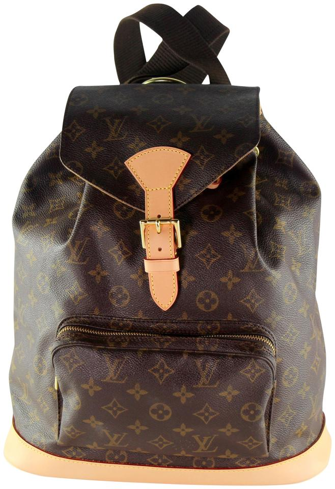 6946902bfb ... Online Shop Philippines Ken Chad Consulting Ltd  Louis Vuitton Monogram  Canvas Leather Vintage Backpack huge discount 069f6 520ab ...