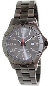 Timex Timex Male Dress Watch T2P390 Grey Analog