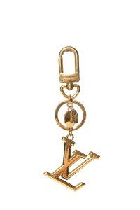 Louis Vuitton Louis Vuitton Brass Facettes Bag Charm Keychain