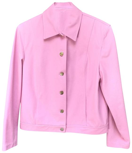 Item - Pink Sport By Marie Gray Jacket Size 4 (S)