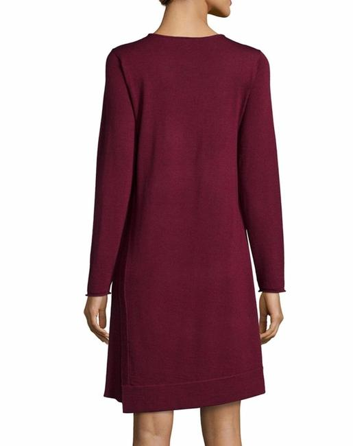 Eileen Fisher short dress Passion Flower on Tradesy Image 2