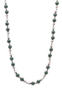 Tiffany & Co. Tiffany & Co. Malachite Bead Necklace
