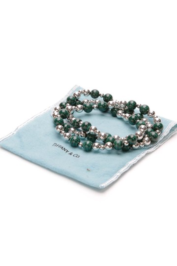 Tiffany & Co. Tiffany & Co. Malachite Bead Necklace Image 3