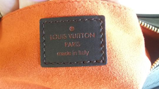 Louis Vuitton RARE Limited Edition Pony Hair Animal Tote Clutch Wristlet Handbag Image 9