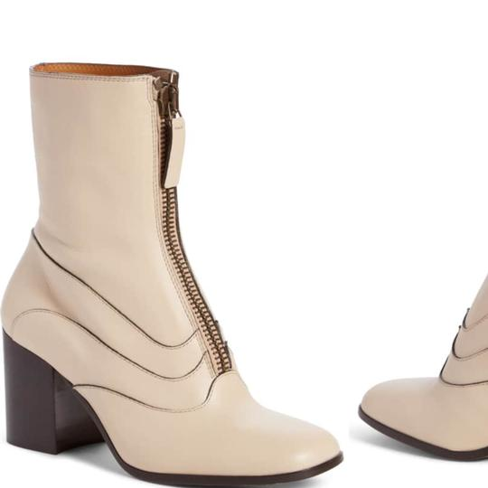 Chloé Nude Boots Image 7