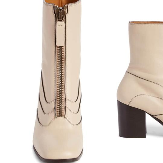 Chloé Nude Boots Image 8