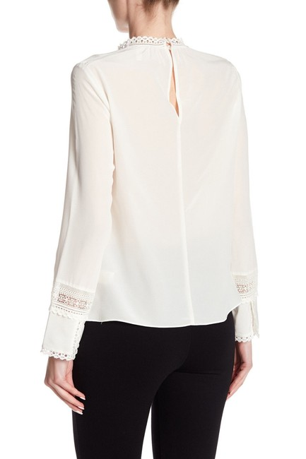Rebecca Taylor Top Ivory Image 1