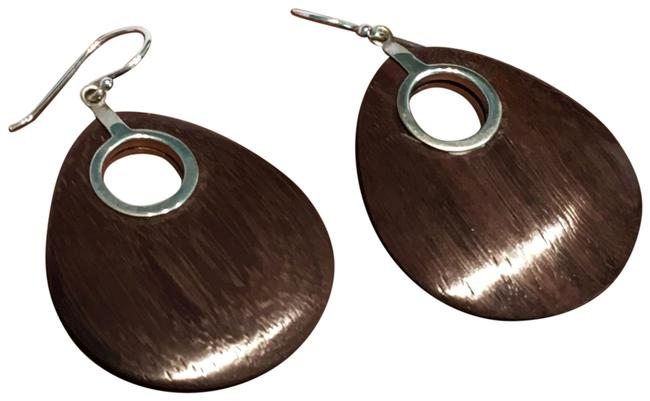 Item - Brown W1845 Earrings