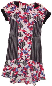 Peter Pilotto for Target Polyester Cap Sleeves Dayout Machine Washable Dress