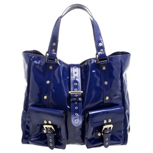 Mulberry Tote in Blue