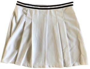 Moda International Mini Skirt white