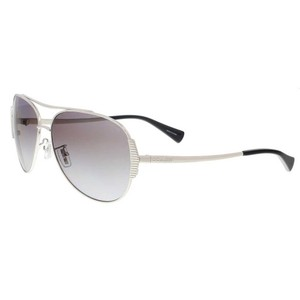 dd4df81108 Silver Coach Sunglasses - Up to 70% off at Tradesy
