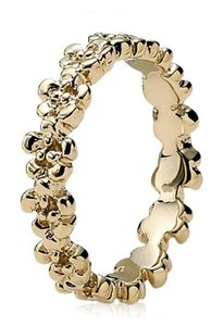 PANDORA Floral Elegance Stackable Ring