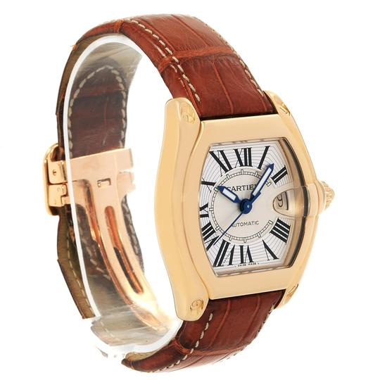 Cartier Cartier Roadster 18K Yellow Gold Large Mens Watch W62005V2 Box Papers Image 2