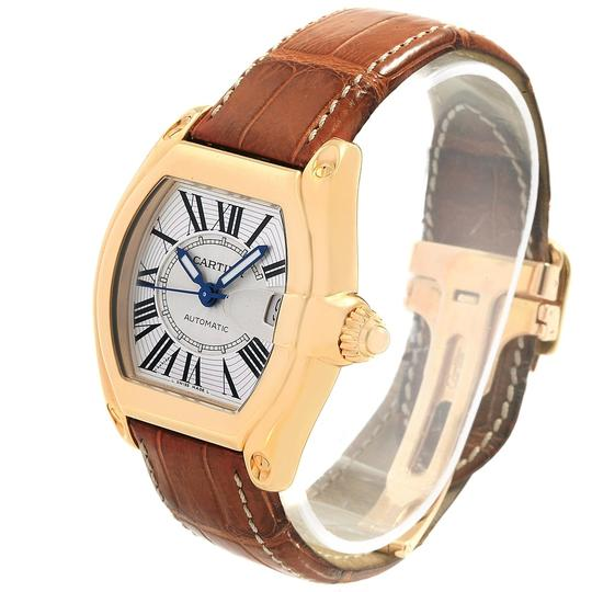 Cartier Cartier Roadster 18K Yellow Gold Large Mens Watch W62005V2 Box Papers Image 3