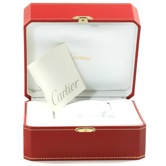 Cartier Cartier Roadster 18K Yellow Gold Large Mens Watch W62005V2 Box Papers Image 8