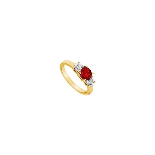 Preload https://img-static.tradesy.com/item/23689573/yellow-white-red-created-ruby-and-cubic-zirconia-engagement-gold-vermeil-ring-0-0-540-540.jpg