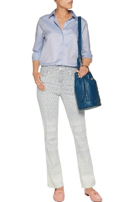 Tory Burch New Bootcut Spring Bootcut Spring New New Bootcut New Gray Capri/Cropped Denim-Light Wash Image 4