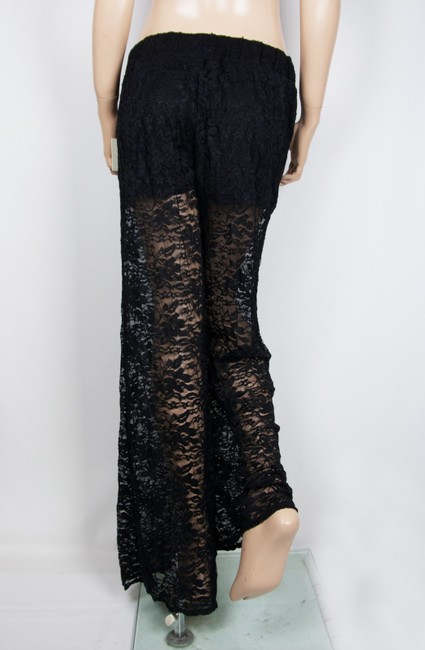 Jack by BB Dakota Flare Pants Black Image 1