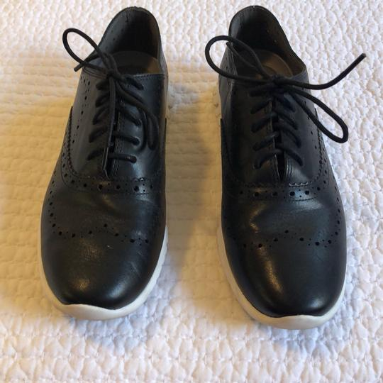 Cole Haan Black leather Flats Image 4