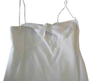 white linen Maxi Dress by J.Crew J Crew J Crew Size 6