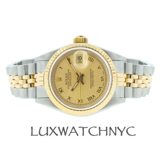Preload https://img-static.tradesy.com/item/23690586/rolex-champagne-26mm-datejust-gold-ss-with-box-and-appraisal-watch-0-0-540-540.jpg