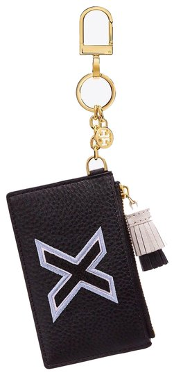 Preload https://img-static.tradesy.com/item/23690590/tory-burch-black-new-ivory-x-monogram-card-case-key-fob-wallet-0-1-540-540.jpg