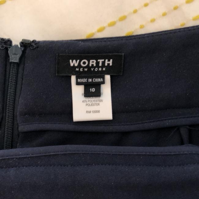 Worth Trouser Pants Navy Image 6