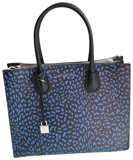 Preload https://img-static.tradesy.com/item/23690704/michael-kors-mercer-large-leopard-multicolor-saffiano-leather-tote-0-2-540-540.jpg
