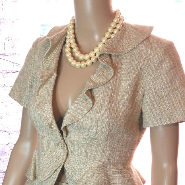 Rebecca Taylor 2 Piece Skirt Suit Image 3