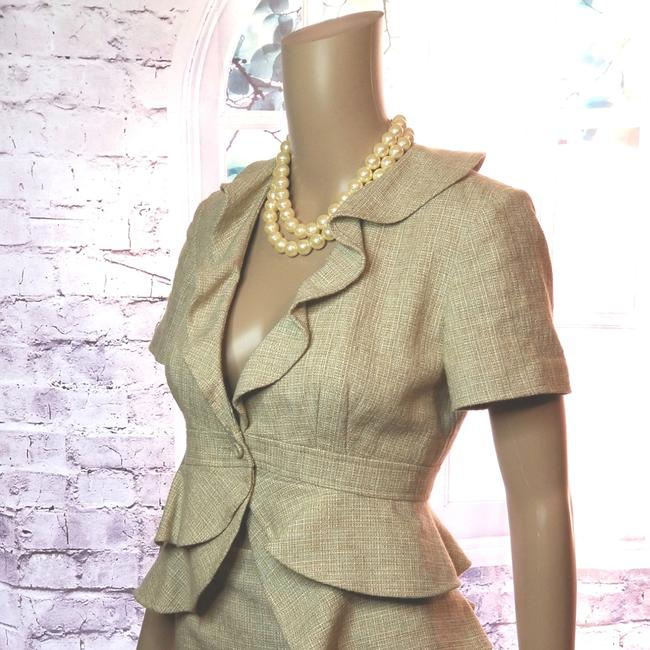 Rebecca Taylor 2 Piece Skirt Suit Image 6
