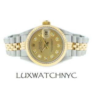 Rolex 26MM LADIES DATEJUST GOLD AND STAINLESS STEEL WITH APPRAISAL
