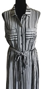Black and white Maxi Dress by Who What Wear x Target