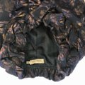 Rickie Freeman for Teri Jon dark blue with bronze flowers Blazer Image 1