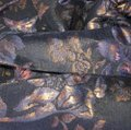 Rickie Freeman for Teri Jon dark blue with bronze flowers Blazer Image 4