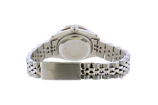 Rolex 26MM LADIES ROLEX STAINLESS STEEL WITH APPRAISAL Image 3