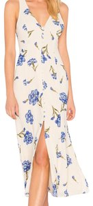 creme Maxi Dress by Privacy Please