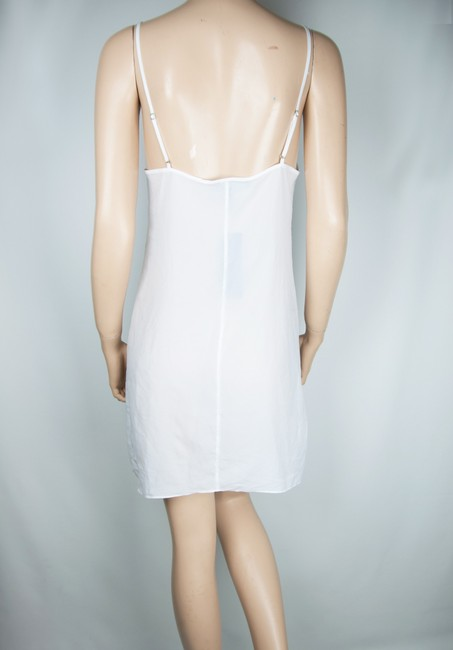 BCBGMAXAZRIA short dress White on Tradesy Image 1