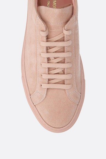 Common Projects Sneakers Tennis Givenchy Sneakers White Sneakers Pink Athletic Image 3