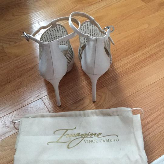 Imagine by Vince Camuto white pearl Pumps Image 2