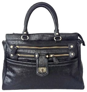 Danielle Nicole Satchel in Black