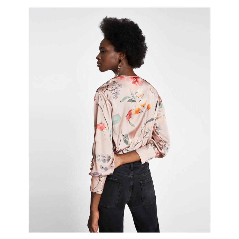39e5227df11fd Flamingo Blouse Zara | Kuenzi Turf & Nursery