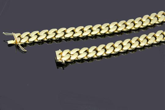 Other 10KT. Miami Cuban Link 15 MM Box Lock Necklace Image 2